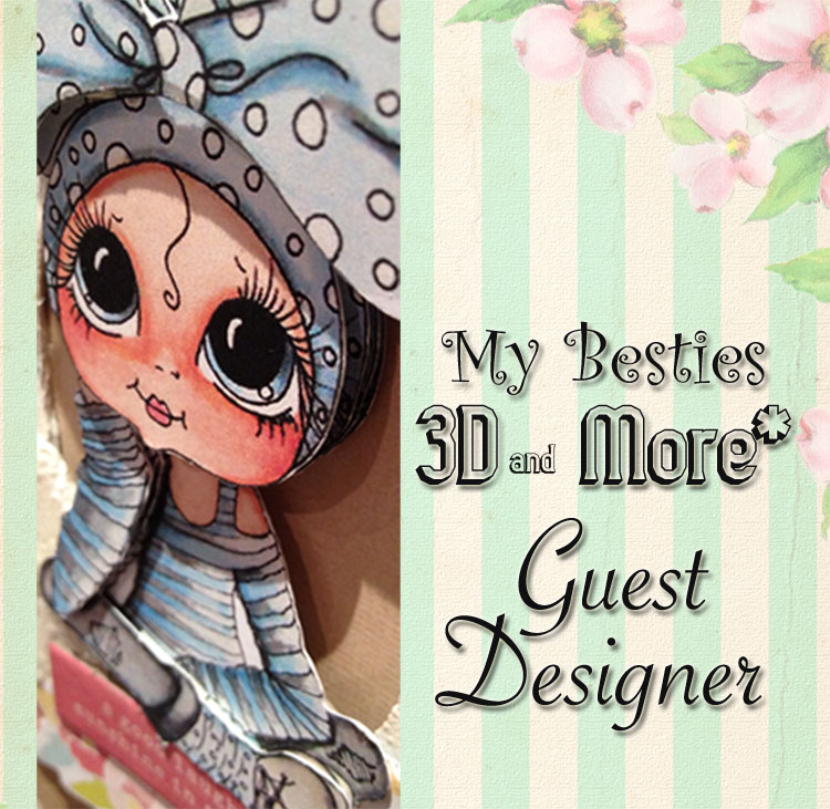 Printables Winner and Guest Designer for the next Challenge