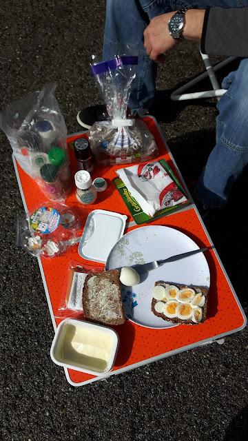 Decathlon-Tisch