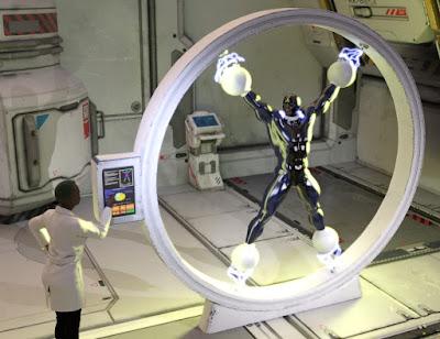 Science Fiction Restraints Iray