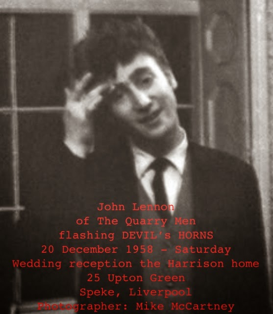 The Brainwashed HouSEWife Non Assassinated John Lennon Appears