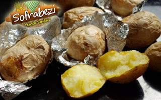 Fırında Patates Nasıl Kozlenir