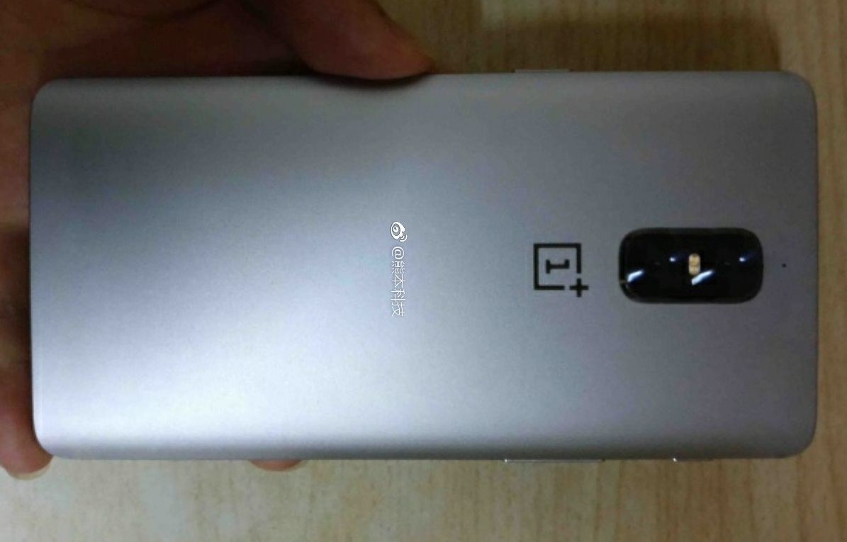Another OnePlus 5 Image Shows Dual Camera