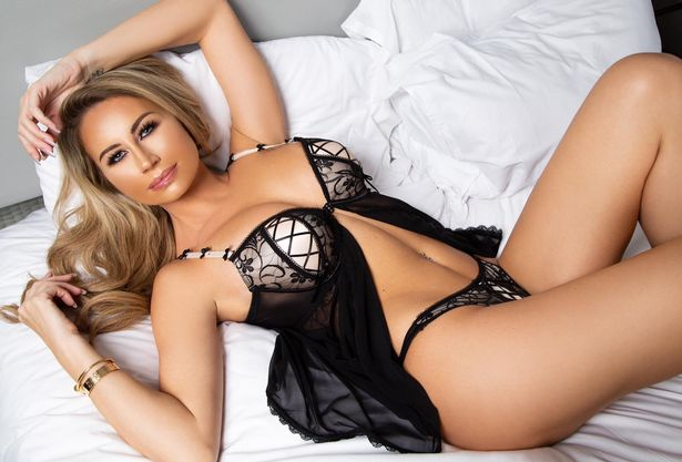 e647851656 Ester Dee has launched her own lingerie collection. The Real Housewives of  Cheshire star has worked with clothing company Boutique Babez on a new line  for ...