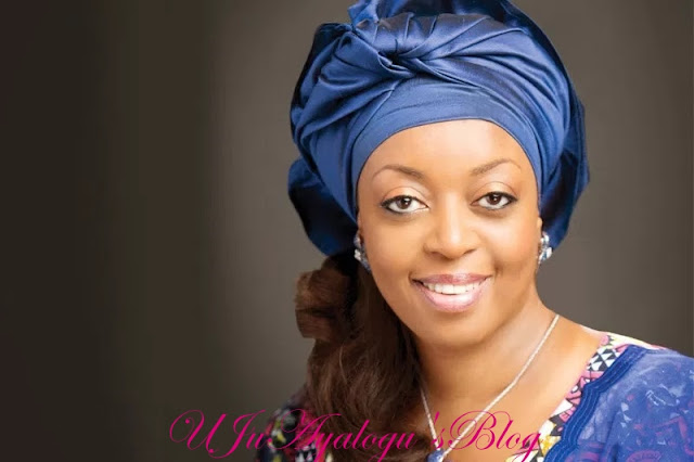 The International Police (Interpol) issues arrest warrant for Diezani Allison-Madueke