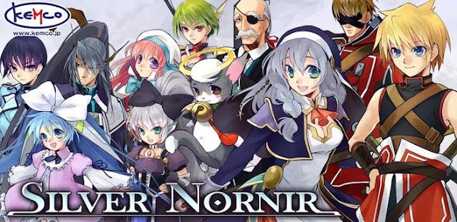 Game: RPG Silver Nornir Full Version 1.0.4g APK