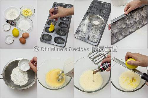 How To Make Madeleines01