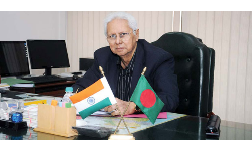 Syed Muazzem Ali, the High Commissioner Bangladesh