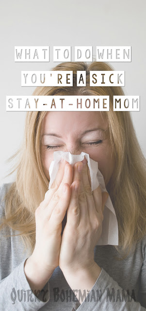 What to do when you're a sick stay-at-home mom. Sick mom taking care of baby. Sick mom with toddler. stay at home mom sick with flu. when mom gets sick quotes. what to do when you're sick. sick parent with infant. stay at home mom sick with flu. sick stay at home mom. moms are not allowed to get sick. caring for baby when you have a cold.