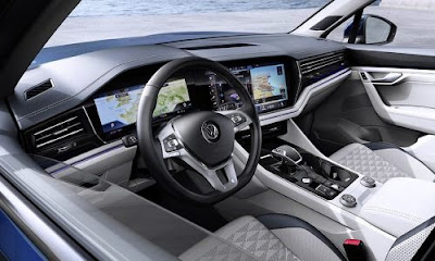 VW Touareg High-tech