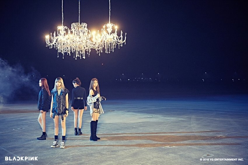 Blackpink Reveals More Stunning Bts Photos