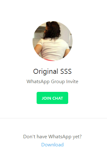 💋💋 Original SSS - 😗 WhatsApp Group invite Links