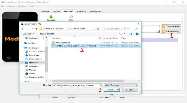 Cómo flashear Rom stock SAMSUNG SAMSUNG GALAXY CORE DUOS GT-I8262 CLON [MT6572]