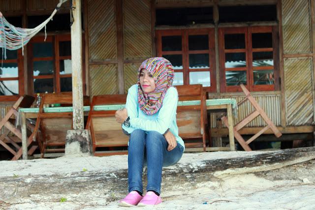 Pesona Meti Kei di Pantai Ohoidertavun Maluku Tenggara