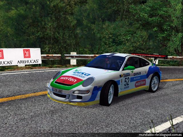Porsche 911 Autogas CopiSport