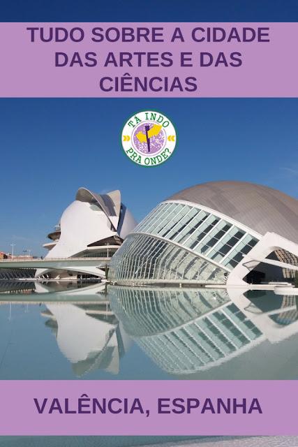 Cidade das Artes e das Ciências, Valência, Espanha