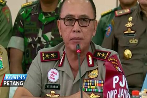Polda Metro Jaya Kembali Menegaskan Tidak Ada Kriminalisasi Ulama