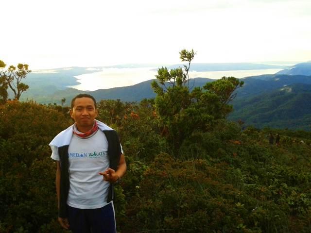 Pendakian Gunung Sibuatan