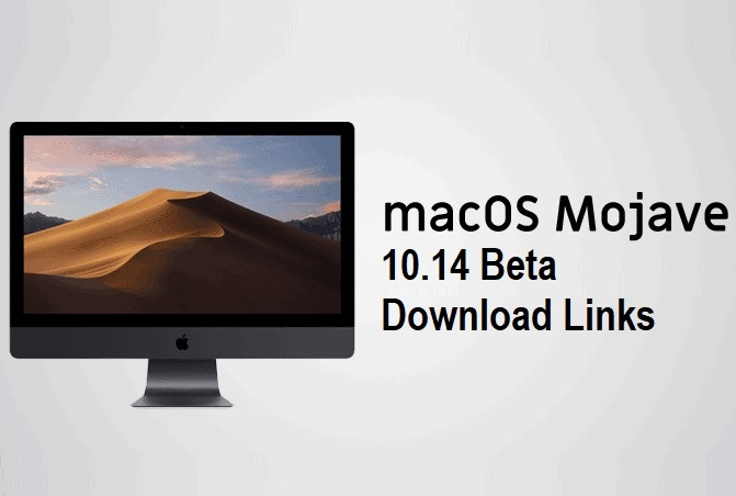 Download macOS Mojave 10.14.6 Beta DMG Offline for Mac