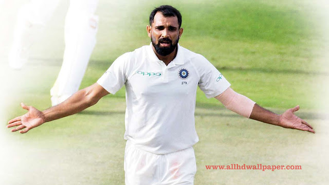 Mohammed Shami Hd Wallpapers