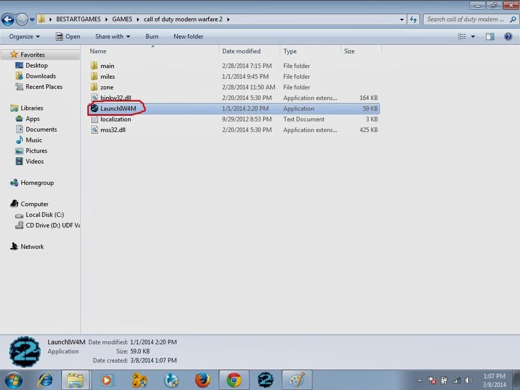 Cod Mw2 Zone Folders - deliverystaff