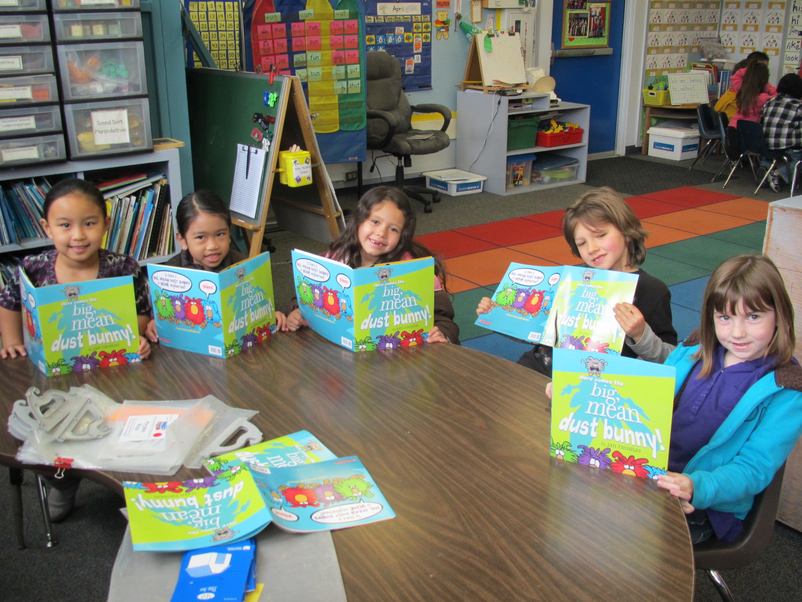 Small Reading Group Activities