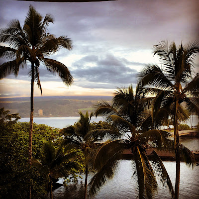 AT MY BEST...: Returning to Reality - Missing Hawaii