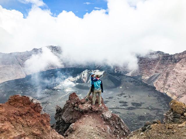 Top 7 Gunung Dengan Jalur Terberat di Indonesia