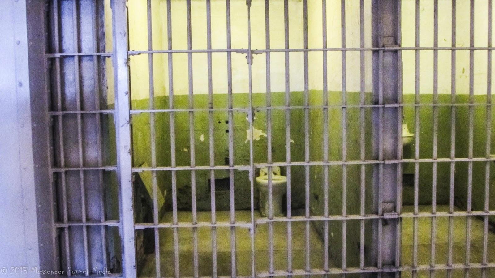 Michigan Avenue Alcatraz
