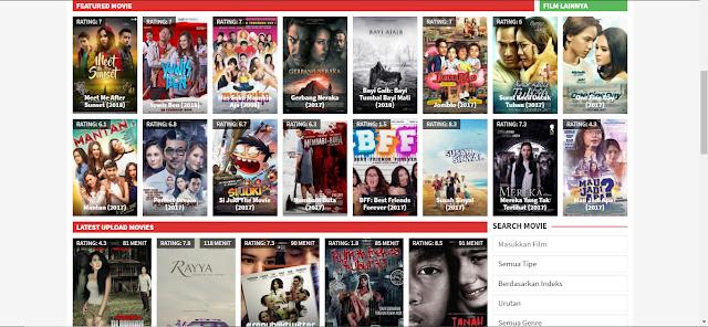 cara unduh film indonesia