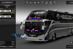 How to use the Bus in the Euro Truck Simulator 2 Game