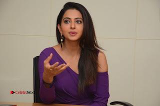 Actress Rakul Preet Singh Latest Stills in Beautiful Long Dress  0160.JPG