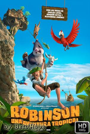 Robinson Una Aventura Tropical [1080p] [Latino-Ingles] [MEGA]