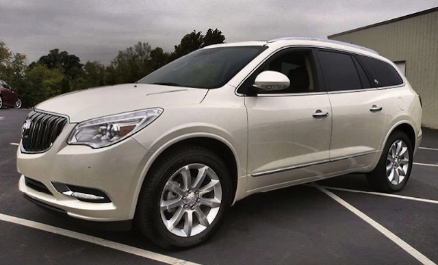2016 Buick Enclave AWD Premium Review