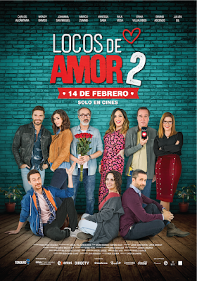 Locos De Amor 2 2018 Custom HD Latino 5.1