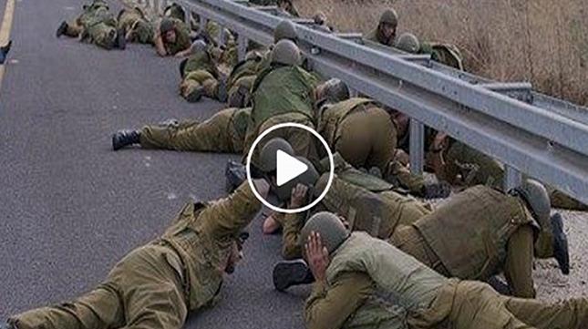 Kepengecutan Tentara Israel Sudah Dijelaskan Dalam Surat Al Maidah, Ini Bukti Videonya