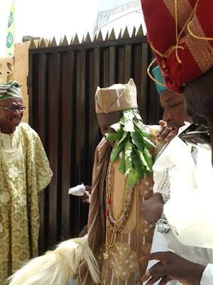 photo Oba Saliu Akanmu Adetunji olubadan of ibadan