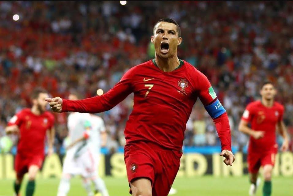 Mondiali Russia 2018, Portogallo Spagna è calcio spettacolo con Cristiano Ronaldo e Diego Costa
