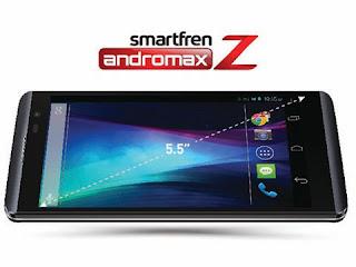 Hebatnya Smartfren Andromax Z