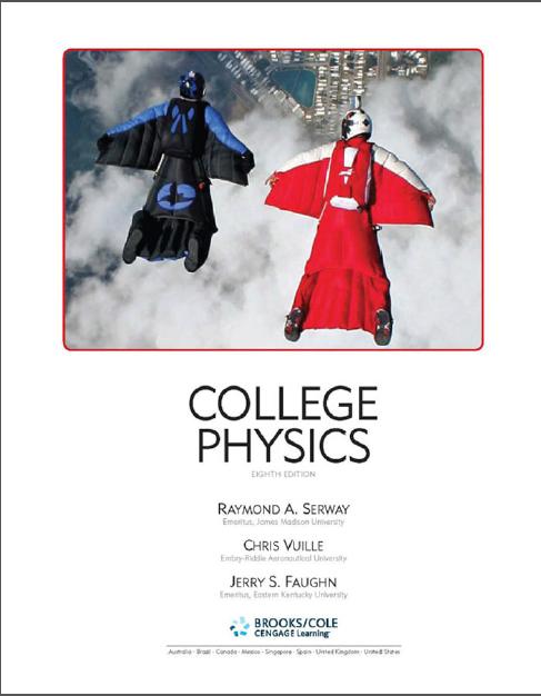 College Physics Edisi 8 Raymond A  Serway, Jerry S  Faughn, Chris