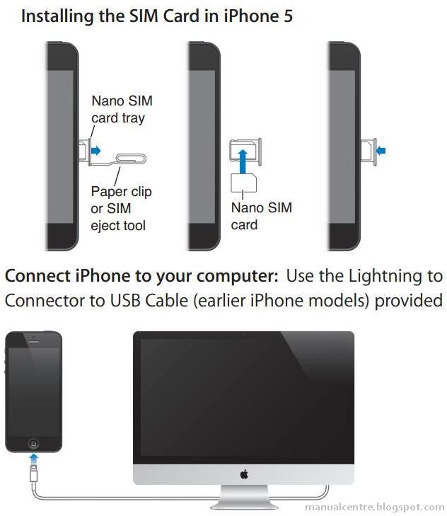 apple iphone 4 operating instructions