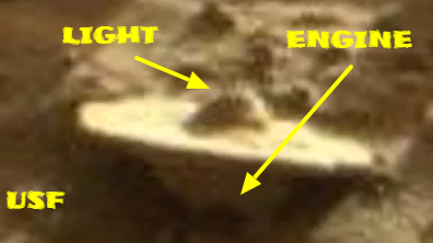 Another Flying Saucer Discovered on Mars 👽✨🌍👀👽