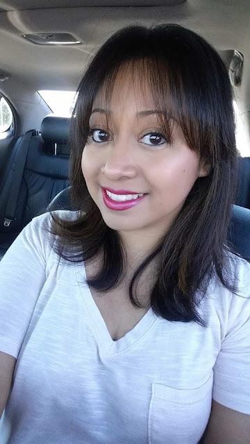 NARS Cosmetics Makeup Look via www.gabyramos.com