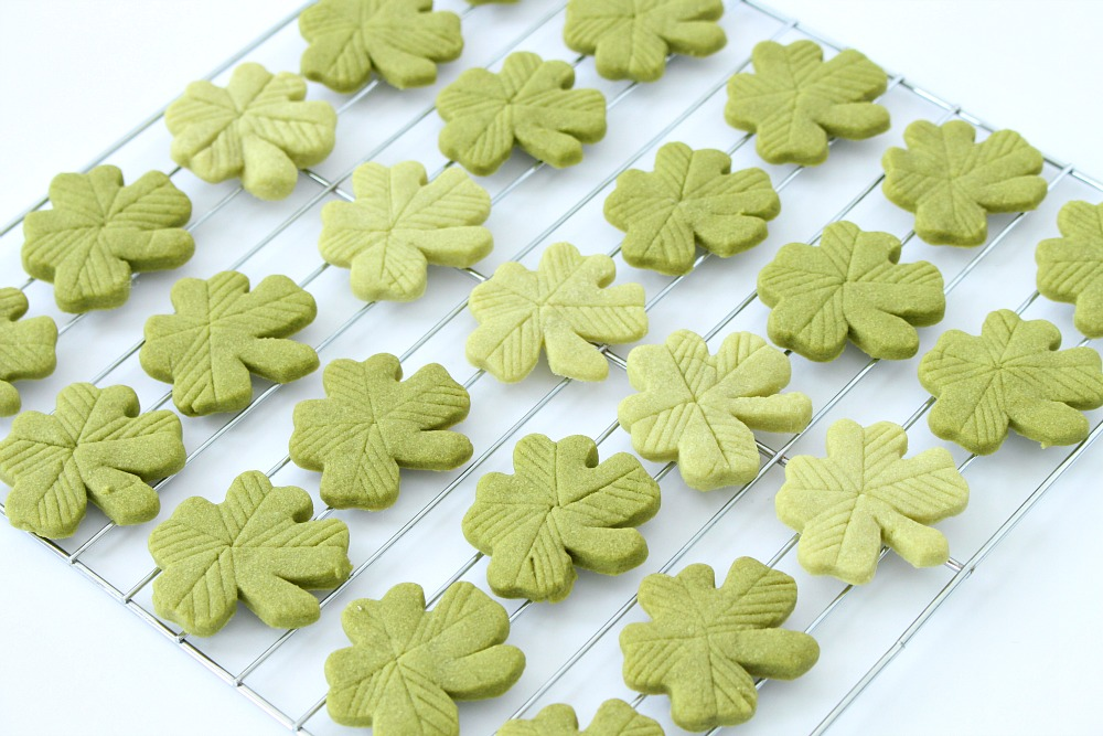 Green cookie recipe