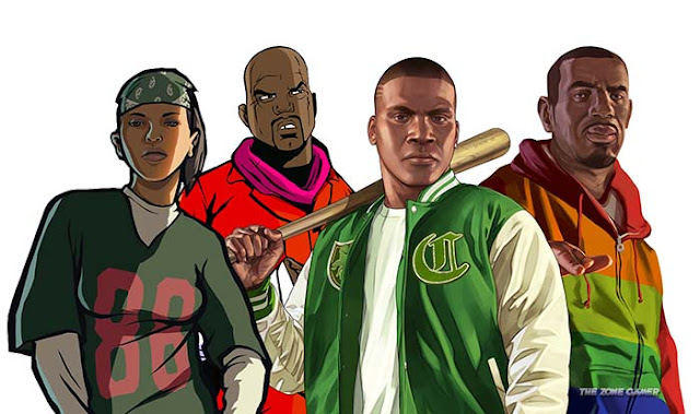 African american video game characters
