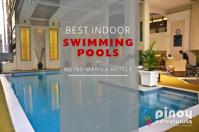 Top Picks Best Indoor Swimming Pools In Metro Manila Hotels Pinoy Adventurista One Of The
