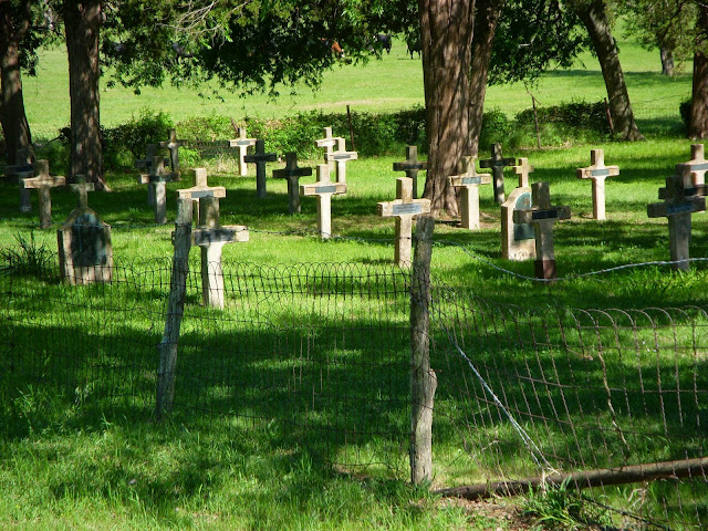 paranormal investigators and 8 Haunted Cemeteries In Oklahoma