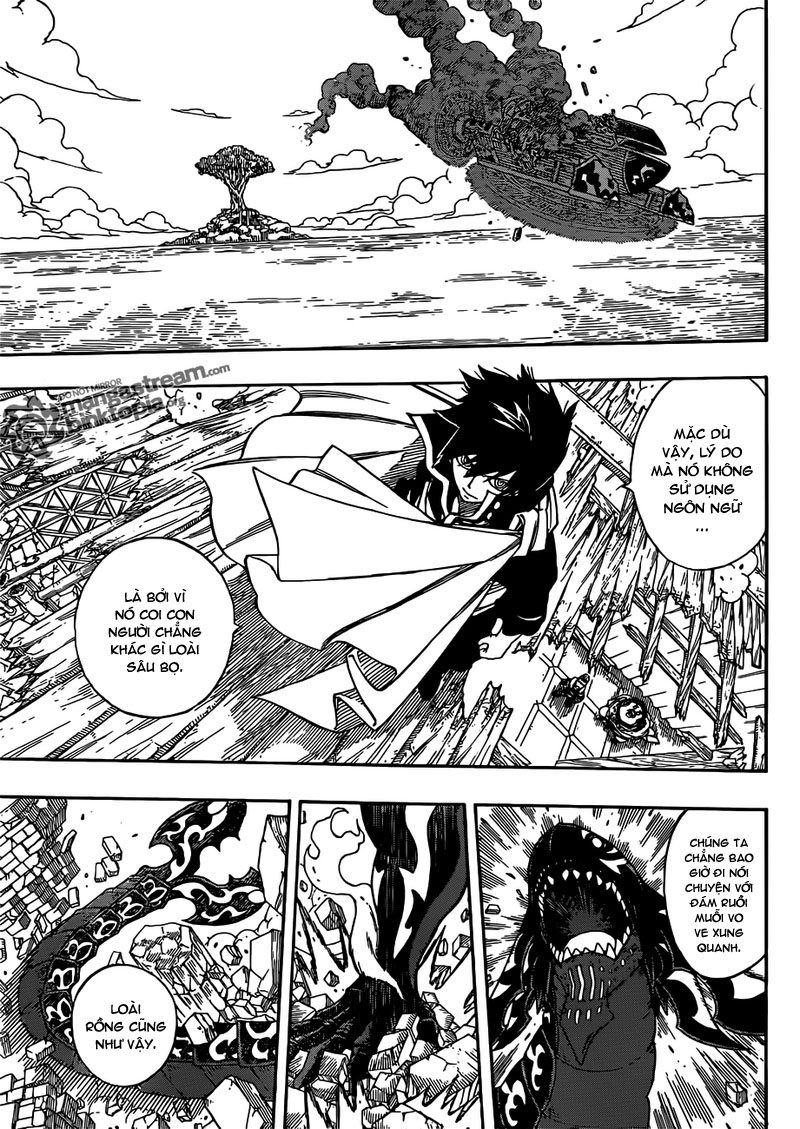 Fairy Tail Chap 252