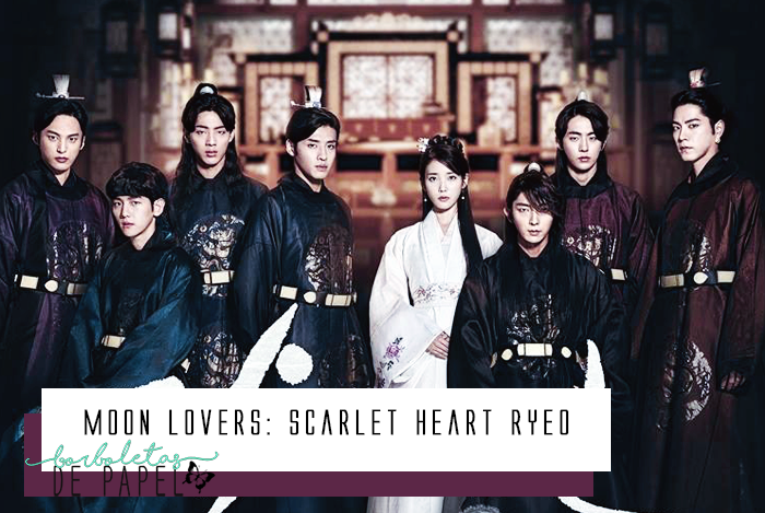 K-Drama, Moon Lovers: Scarlet Heart Ryeo.
