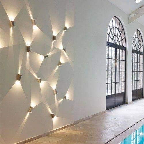 25 Contemporary Indoor Wall Sconces