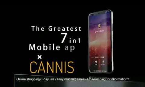 CANNIS | Aplikasi Pintar Bersepadu 7 Dalam 1 Terbaik Dunia